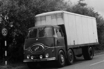 An early AC Hopkins lorry