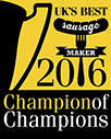 champion of…2016 Best Sausage (outlined)